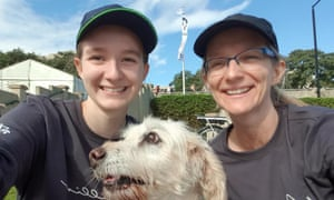 Brisbane's Julie Richards, 47, and Jessica Richards, 20, the first Australian victims of the New Zealand volcano to have been named.