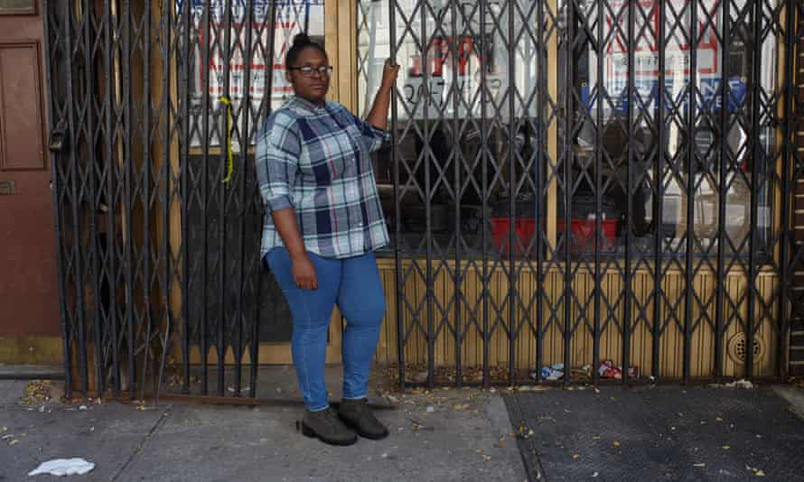Ayanna Prescod was born and grew up in Crown Heights.