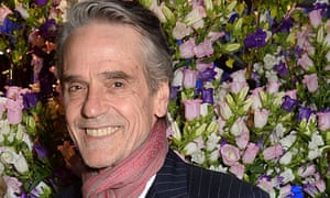 'It was muddled' ... Jeremy Irons on Batman v Superman: Dawn of Justice.
