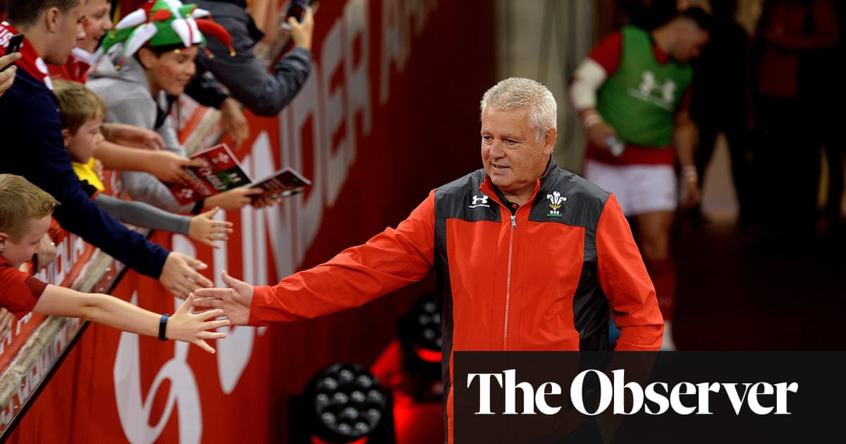 Ireland show no signs of ageing to dampen Gatland's home farewell | Michael Aylwin