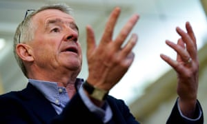 Ryanair CEO Michael O'Leary said the company does not need loans to get through the coronavirus crisis.