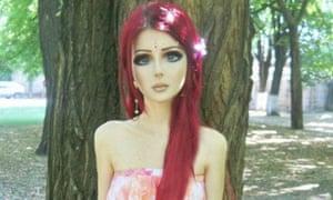 YouTuber Anastasiya Shpagina.