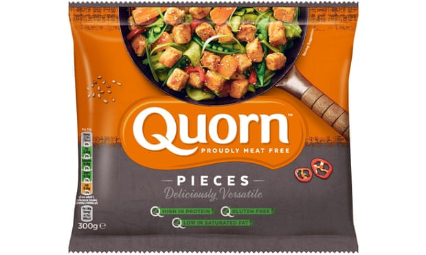 theguardian.com - Sarah Butler - Quorn invests £7m into R&D on back of veganism boom