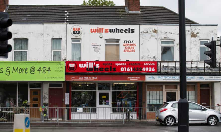 Will's Wheels bike shop