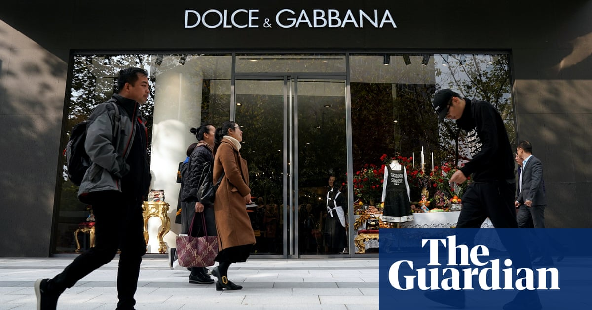b3bea7960bf0 Chinese retail sites drop Dolce   Gabbana amid racist ad backlash ...