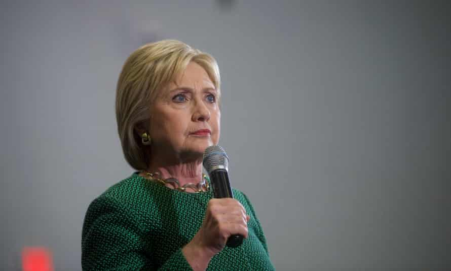 Hillary Clinton was told 'I am not a super-predator' by one of the protesters, quoting from a speech she made as first lady in 1994 in support of President Bill Clinton's crime bill.