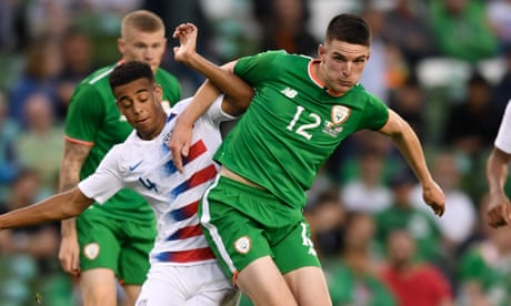 England or Ireland? Declan Rice's difficult decision was about identity | Eni Aluko