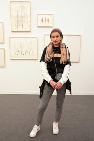 Helena Lachowicz, 17, student ( of art, photography, and media)