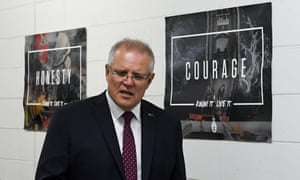 Scott Morrison has been criticised for showing a lack of empathy during the bushfire crisis that has ravaged parts of Australia this summer.