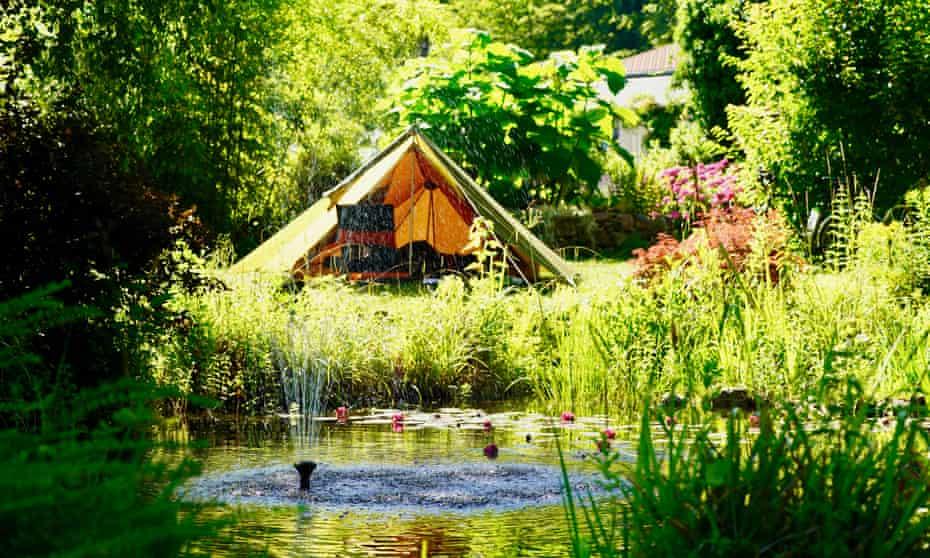 Busses Camping Moeslepark, Freiburg, Germany