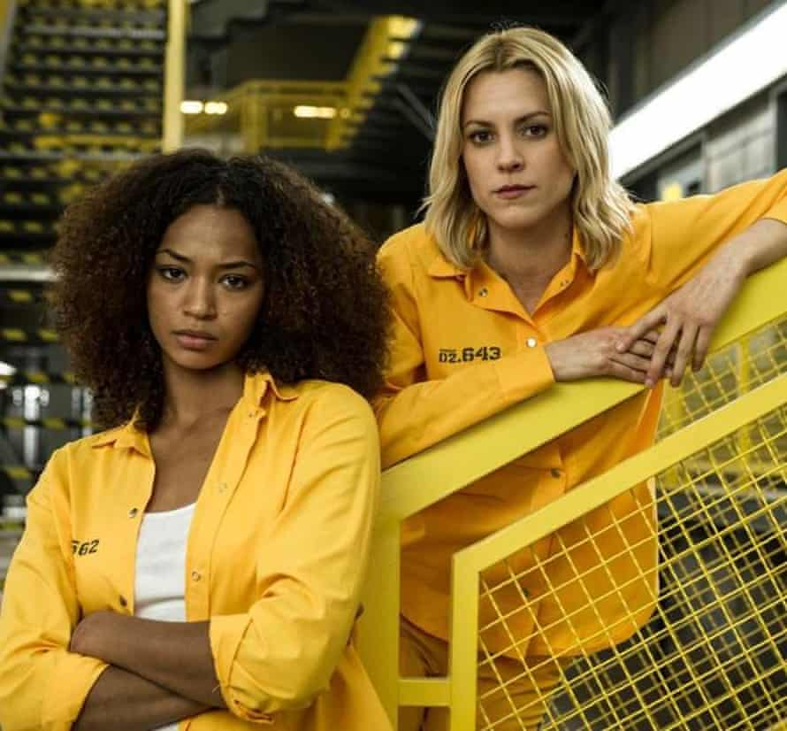 Locked Up … a Spanish equivalent of Orange is the New Black.