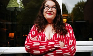 Power up … the British author Naomi Alderman.