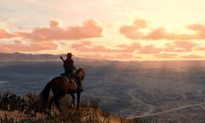 Red Dead Redemption: rather an involving game.