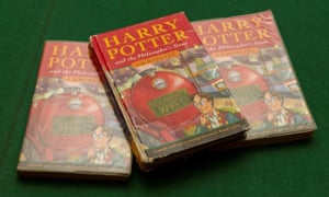 In the final months of the year secondhand book sales were dominated by JK Rowling's Harry Potter books.