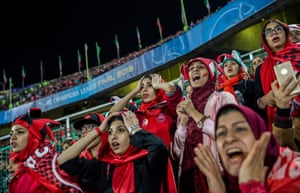Persepolis FC misses an opportunity in a counterattack during the ACL final match against Japan's Kashima Antlers, in Tehran.