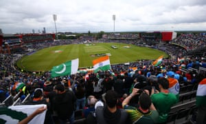 India v Pakistan: Cricket World Cup 2019 – live! | Sport | The Guardian