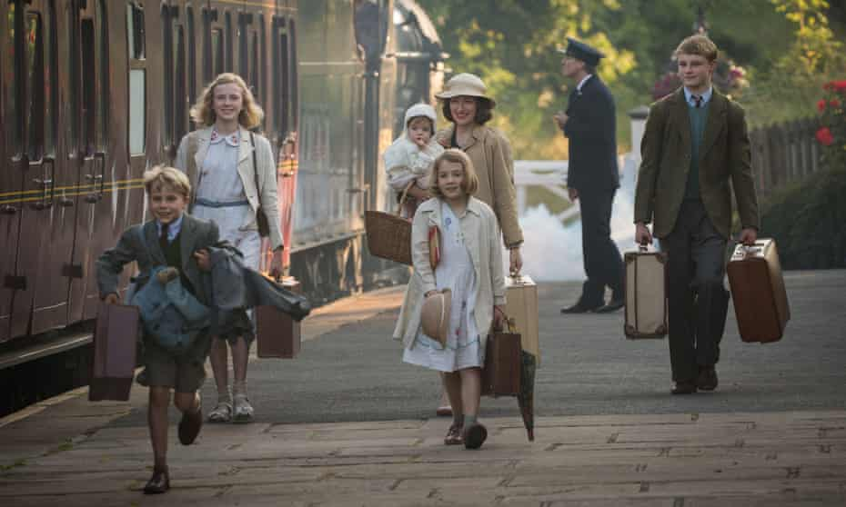 Past perfect … Swallows And Amazons paints a rose-tinted picture of an English childhood.