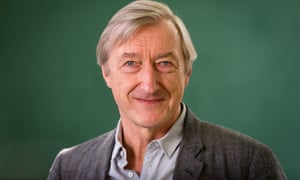 Julian Barnes's narrator is dry about everything.