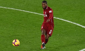 Georginio Wijnaldum has completed 90 minutes for Liverpool on 18 occasions this season.