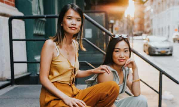Cassandra Lam and Karen Mok, founders of the Cosmos.