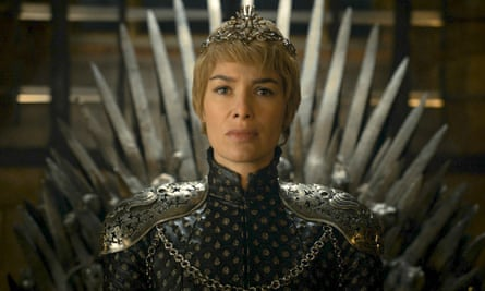 Lena Headey as Cersei Lannister in HBO's Game of Thrones.