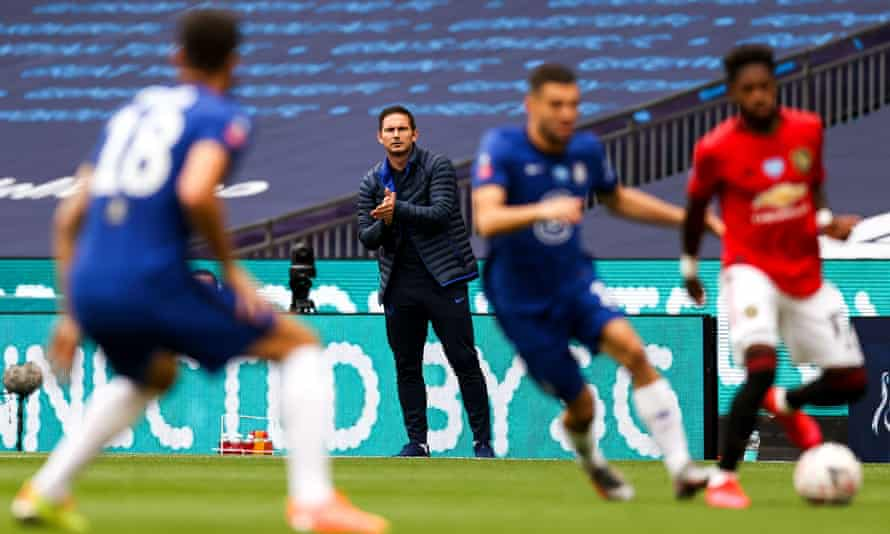 Frank Lampard's squad responded to defeat by Sheffield United with victories over Norwich and an FA Cup semi-final win over Manchester United.