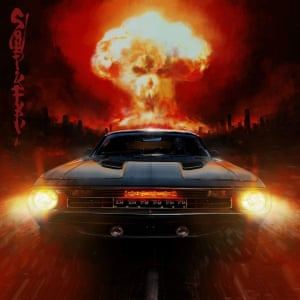 Sturgill Simpson: Sound & Fury album art work