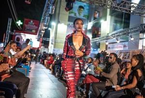 Congo fashion week in Kinshasa