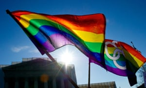 gay marriage flags