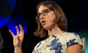 Sarah-Jayne Blakemore at the Hay Festival