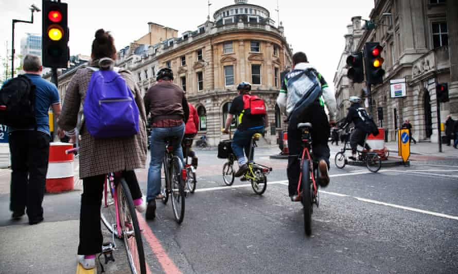 """London will witness a """"<a href=""""http://viewer.gutools.co.uk/cities/2015/oct/05/bike-lane-blues-london-local-businesses-cycle-enfield-green-lanes"""">Mini Holland</a>"""" scheme, which will see three boroughs transform into cycle-friendly spaces through the £30m funding of Dutch-inspired segregated bike lanes."""