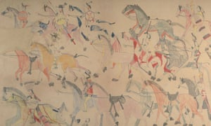 Red Horse Native American Drawings Shed New Light On Battle