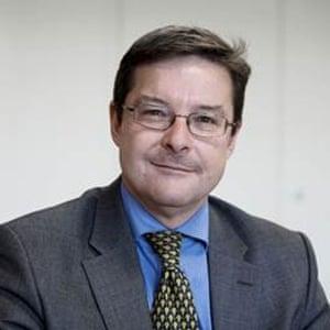 John Godfrey, Theresa May's director of policy