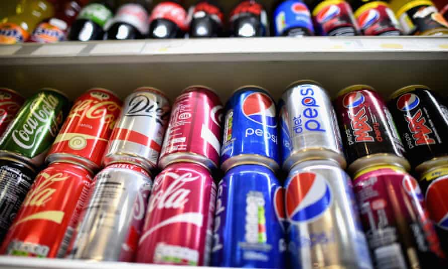 Sugar-sweetened drinks are known to be a significant contributor to obesity, particularly in children and young people.
