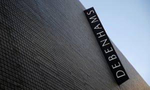 Some Debenhams store closures are expected.