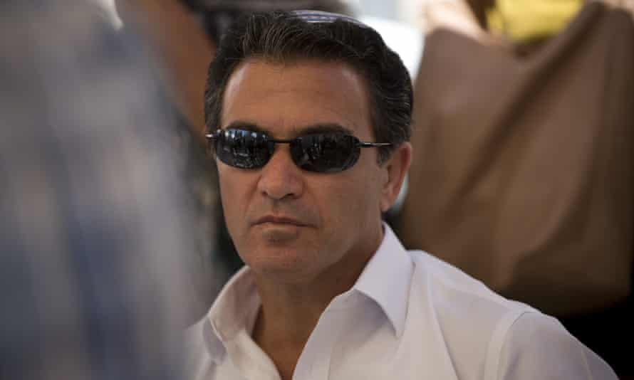 Yossi Cohen, the outgoing director of Israel's foreign intelligence agency, the Mossad.