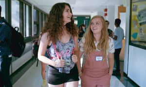 Elsie Fisher in Eighth Grade.