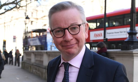 Brexit: 'serious risk' EU will fail to protect UK citizens, says Gove