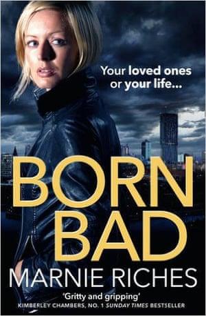 Born Bad (Avon by Marnie Riches