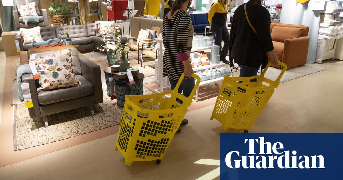 Ikea to trial new layout that could signal end of well-trodden store route