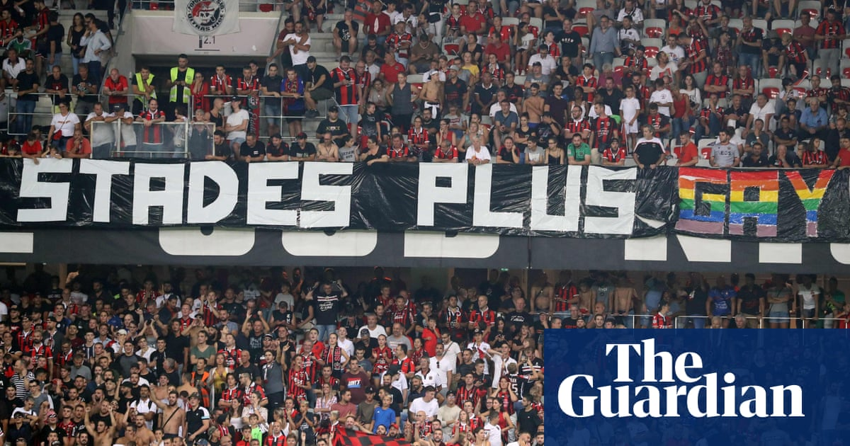 French games should not be stopped for homophobia, says FFF president