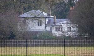 Frogmore Cottage, Windsor.