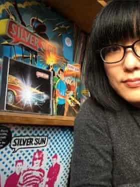 Kaoru Sakurai and her Silver Sun collection