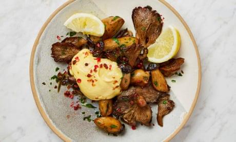 Yotam Ottolenghi's mushroom recipes