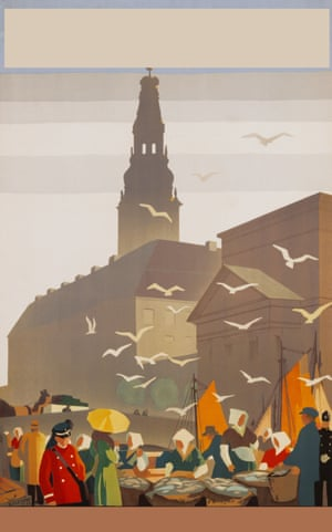 """Vintage travel poster quiz"""