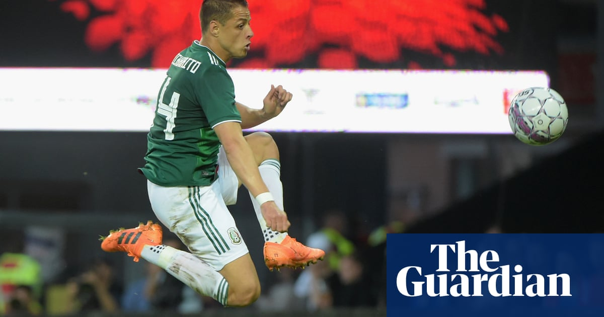 64e15eaf585 The Chicharito enigma  has Mexico s Javier Hernández era passed ...