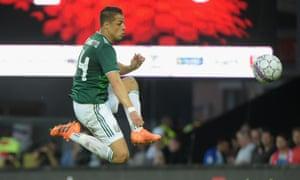 db1219ac7 The Chicharito enigma: has Mexico's Javier Hernández era passed ...