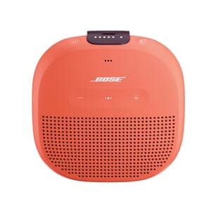 No barbecue is complete without some tunes. Bluetooth speaker, £89.95, bose.co.uk