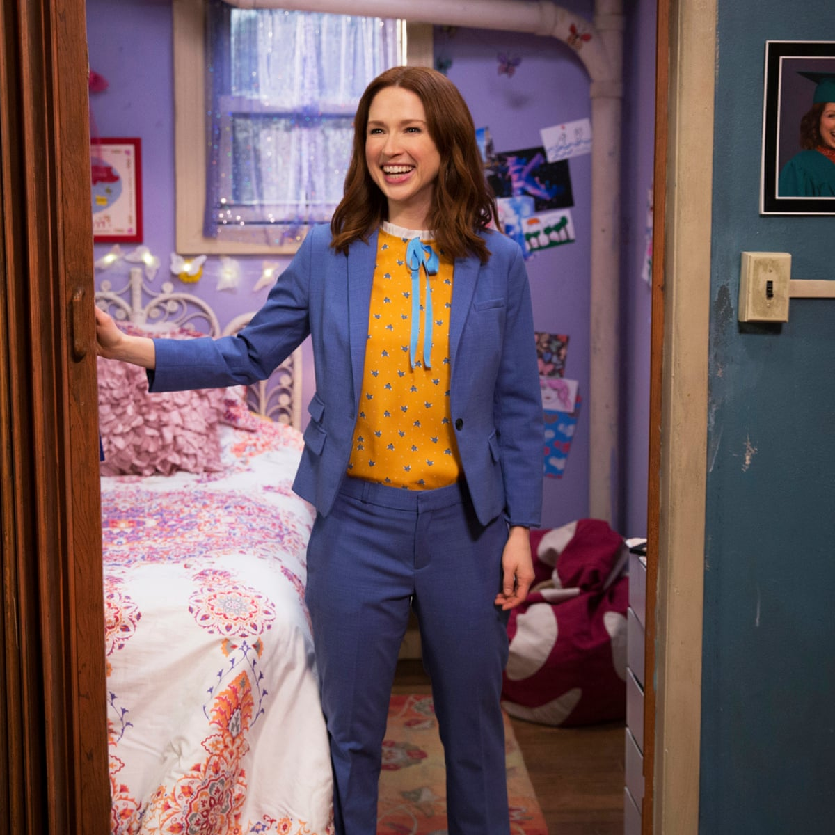 The radical subversion of Unbreakable Kimmy Schmidt's survival narrative | Unbreakable Kimmy Schmidt | The Guardian