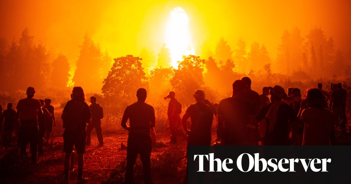 It�s now or never: Scientists warn time of reckoning has come for the planet